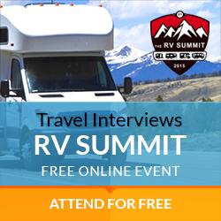 RV Summit Attend RV Banner